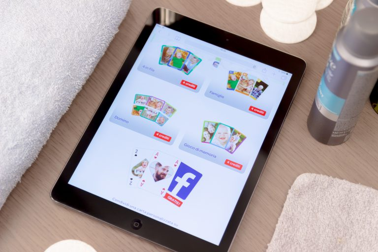 Unilever Selfie Cards - Product afbeelding