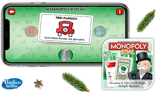 Monopoly Deal Gameplay